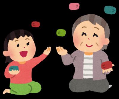 孫とのんびり暮らす-債務整理体験談