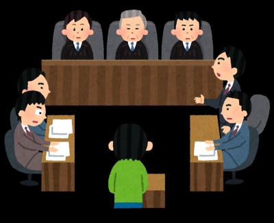 裁判-債務整理体験談