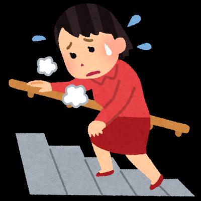 体が弱い女性-債務整理体験談