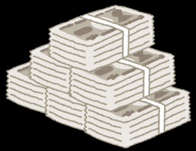降って湧いた大金-債務整理体験談