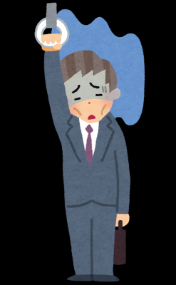 疲れたサラリーマン-債務整理体験談