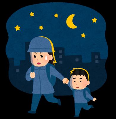 夜逃げ-債務整理体験談