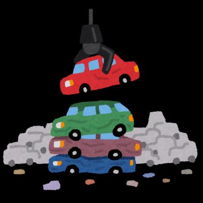 廃車寸前のボロ車に乗り続ける-債務整理体験談