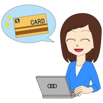 バンドルカードで後払いができる-債務整理体験談
