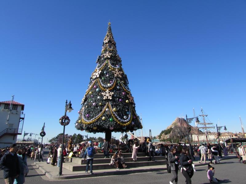 しずにーしーのクリスマスツリー