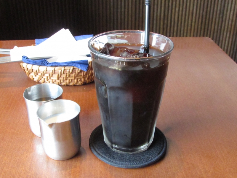 Dolce far niente iced coffee