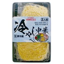 成城石井 熟成多加水麺の冷やし中華