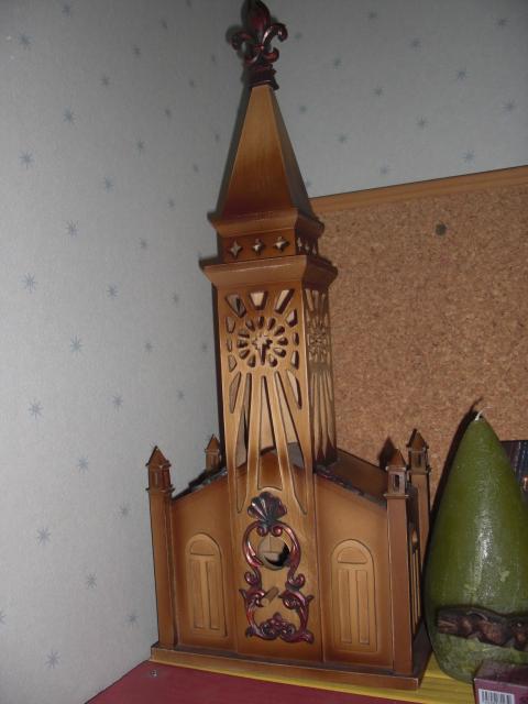 教会の置物