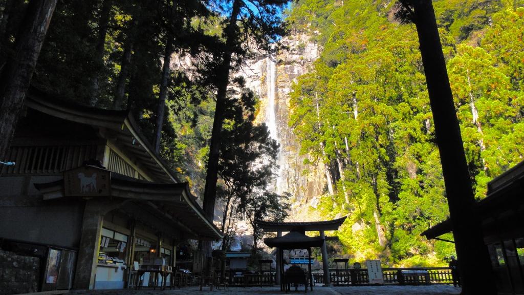 那智勝浦 飛瀧神社 和歌山 世界遺産 観光