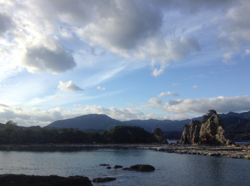 那智勝浦 熊野カフェ 和歌山 カフェ 観光 那智山 弁天島
