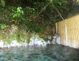 山の家・野天風呂