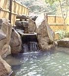 長泉山荘・露天