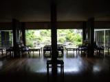 南山荘・玄関