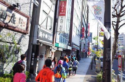 20170122東京のマラソンコースを走ろう2017コース試走007.JPG