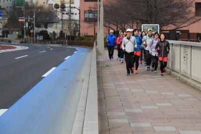 20170205東京のマラソンコースを走ろう2017コース試走078.JPG