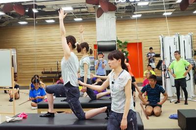 20170503Rbodyproject木下裕美子ランニングクリニック022.JPG