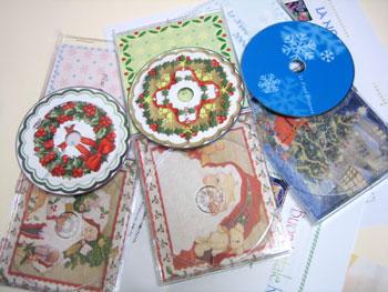 「La Neve Farinosa」「Buon Natale Verde」「Buon Natale Rosso」