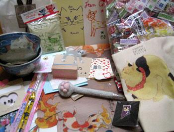 HI-KOちゃんからのプレゼント