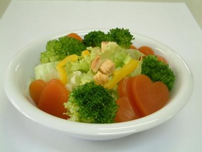 寒天サラダ
