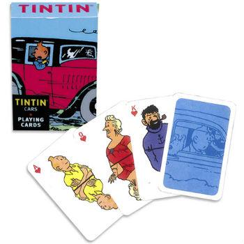 tintinトランプ