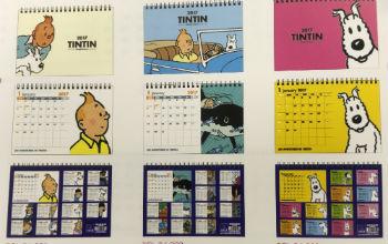 タンタンカレンダー