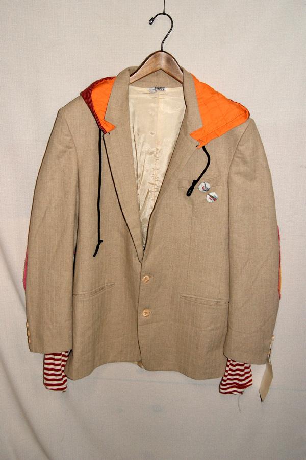 新品【INJAE】USEDリメイク1点ものジャケット