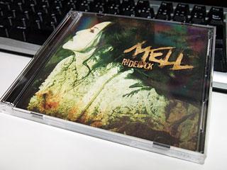 MELL RIDEBACK CD