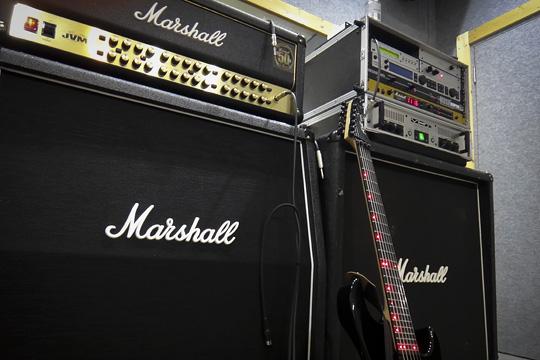 20130323 Marshall JVM 初鳴らし