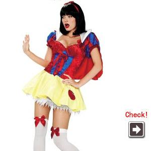 ディズニー白雪姫 コスチューム
