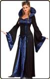 青の女吸血鬼