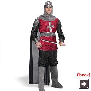 国王の騎士 コスチューム