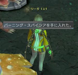 (´_ゝ`) バーニンg・・・???