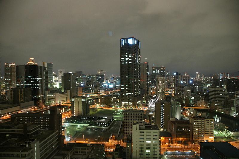 堂島方面夜景