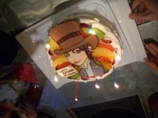 ぷちラルカラ★ADDICT〜秋の陣〜のケーキ