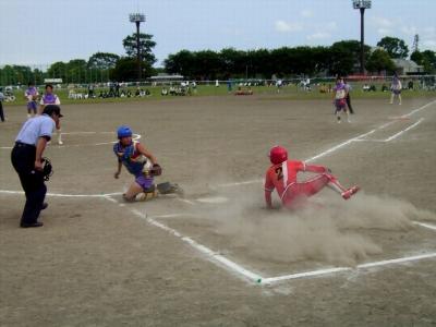 2006高校関東大会・星野高校対厚木商業戦