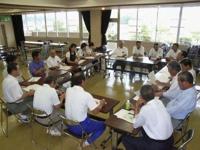 第12回県民総合体育大会(実年)準備会議