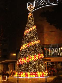 シンガポールツリー