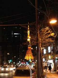 2012東京タワー