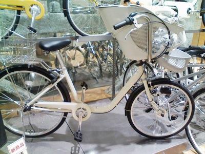 無印良品の最新子供乗せ自転車 ...