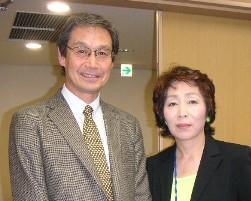 講師高塚先生とツーショット