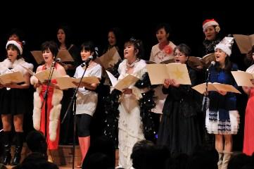 スター混声合唱団 クリスマスコンサート