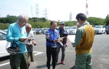 中部電力「浜岡原子力発電所」へ申し入れ行動