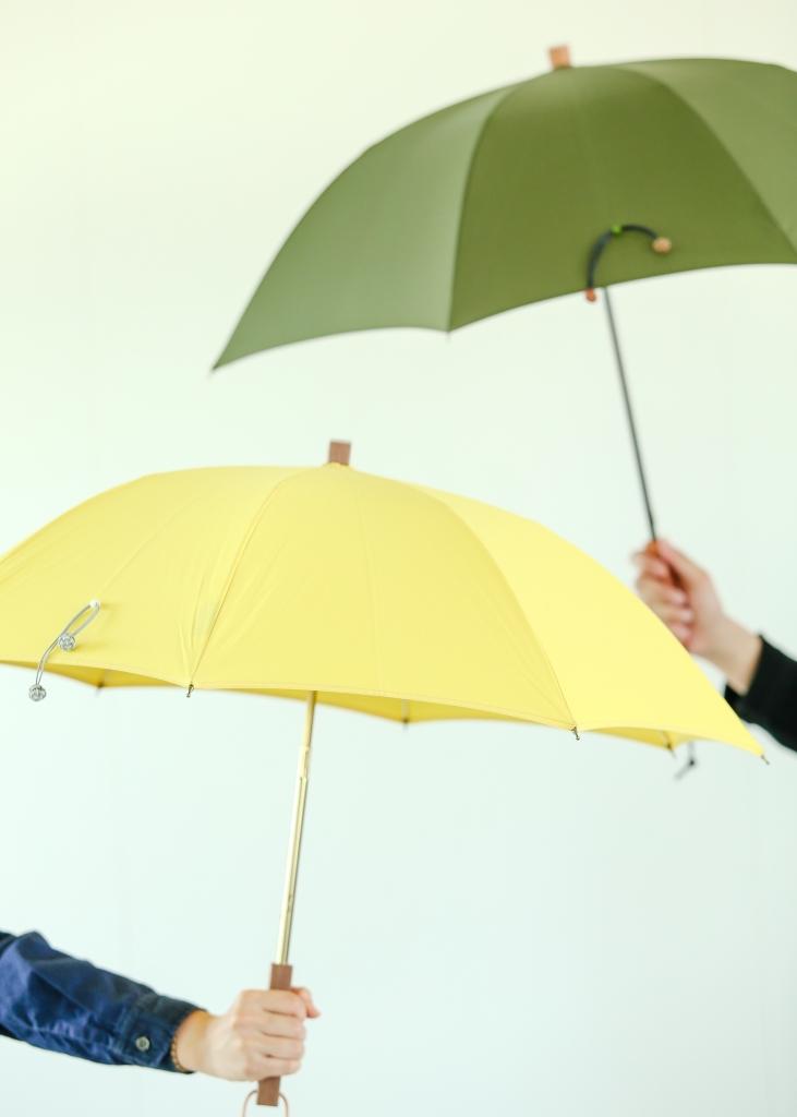 "傘工房satou ""雨傘と日傘展"""