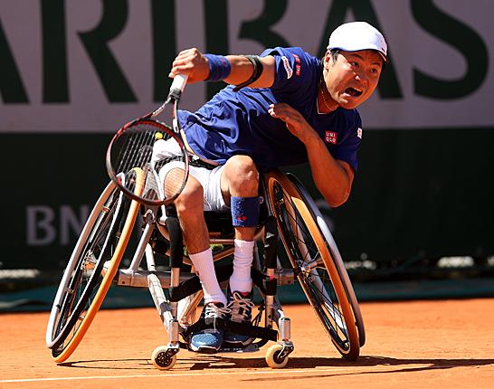 全仏オープン 車椅子テニス | My...