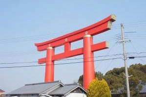 おのころ島神社鳥居