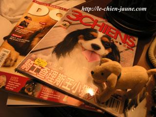 地元のイヌ雑誌