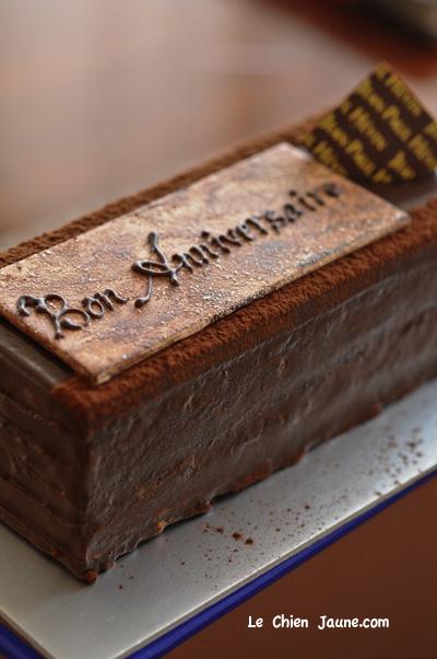 ジャンポールエヴァンのケーキ
