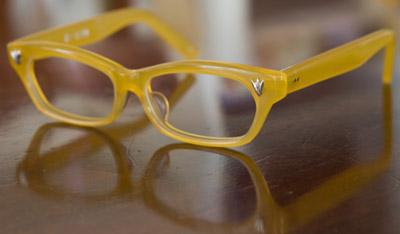 泰八郎謹製メガネ