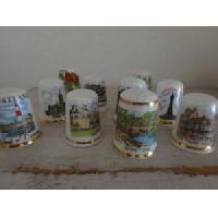 陶器製のシンブル
