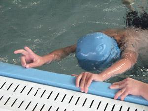 長崎宏子の泳いだプール